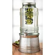 Circleware Breeze 2.4 gal. Beverage Dispenser with Base