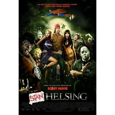 Hellsing Poster - Stan Helsing Movie Poster (11 x 17)