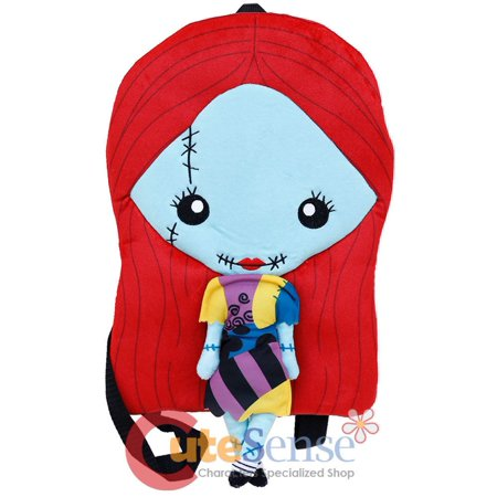 (Nightmare Before Christmas Sally Plush Doll Backpack 18