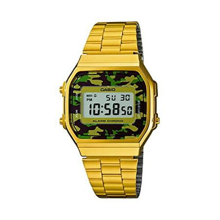 Watch Collection A168wegc-3ef Unisex Multicolour