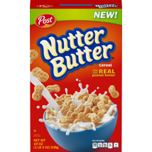 Breakfast Cereal: Nutter Butter