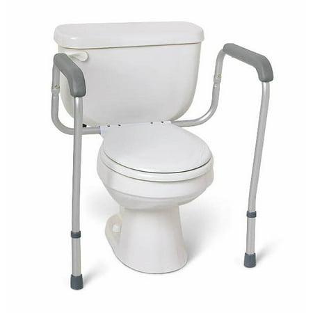 Medline Adjustable Toilet Safety Rails