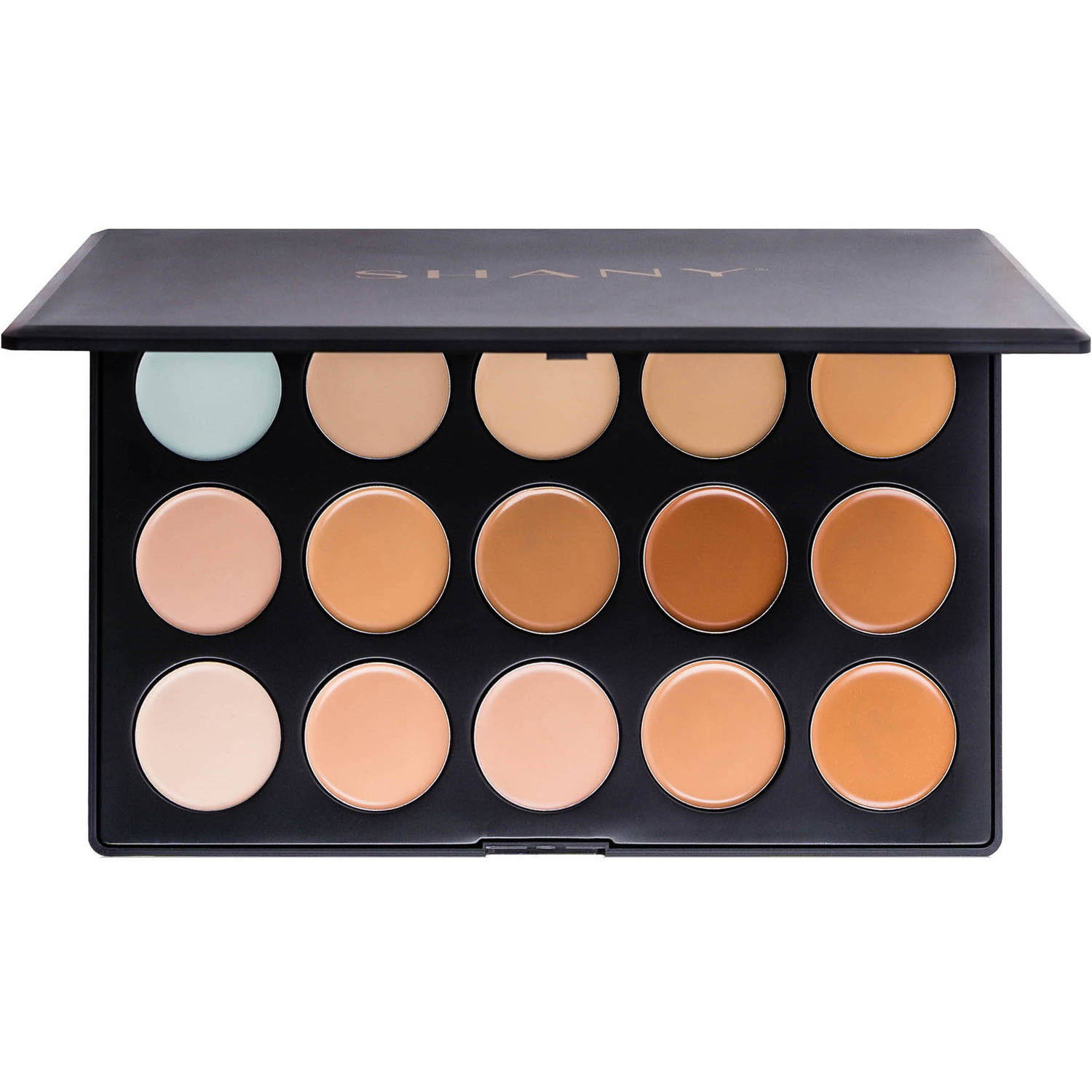 SHANY Professional Cream Foundation and Camouflage Concealer Palette