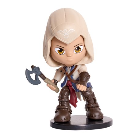 Ubisoft Assassin's Creed Stylized Collectible Figure - (Connor Assassin's Creed)