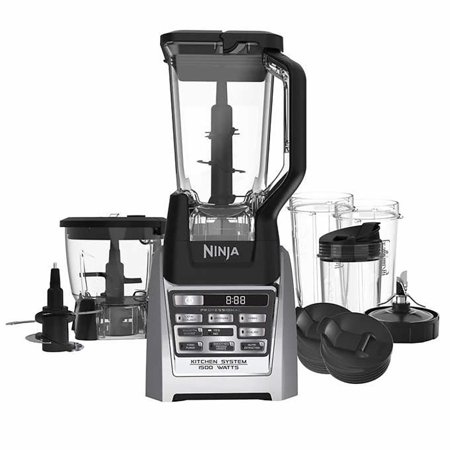 Ninja Auto-iQ Total Boost Kitchen Nutri Blender System (Certified Refurbished) ()