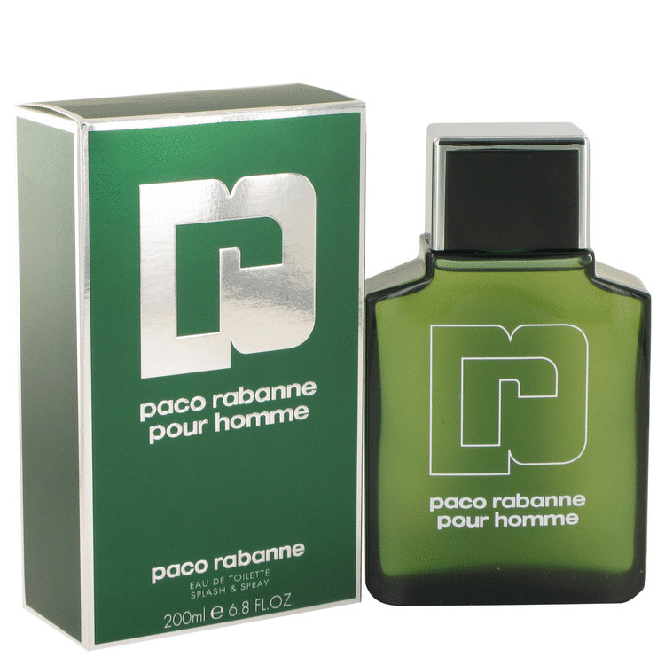 Paco Rabanne PACO RABANNE Eau De Toilette Splash & Spray for Men 6.8 oz