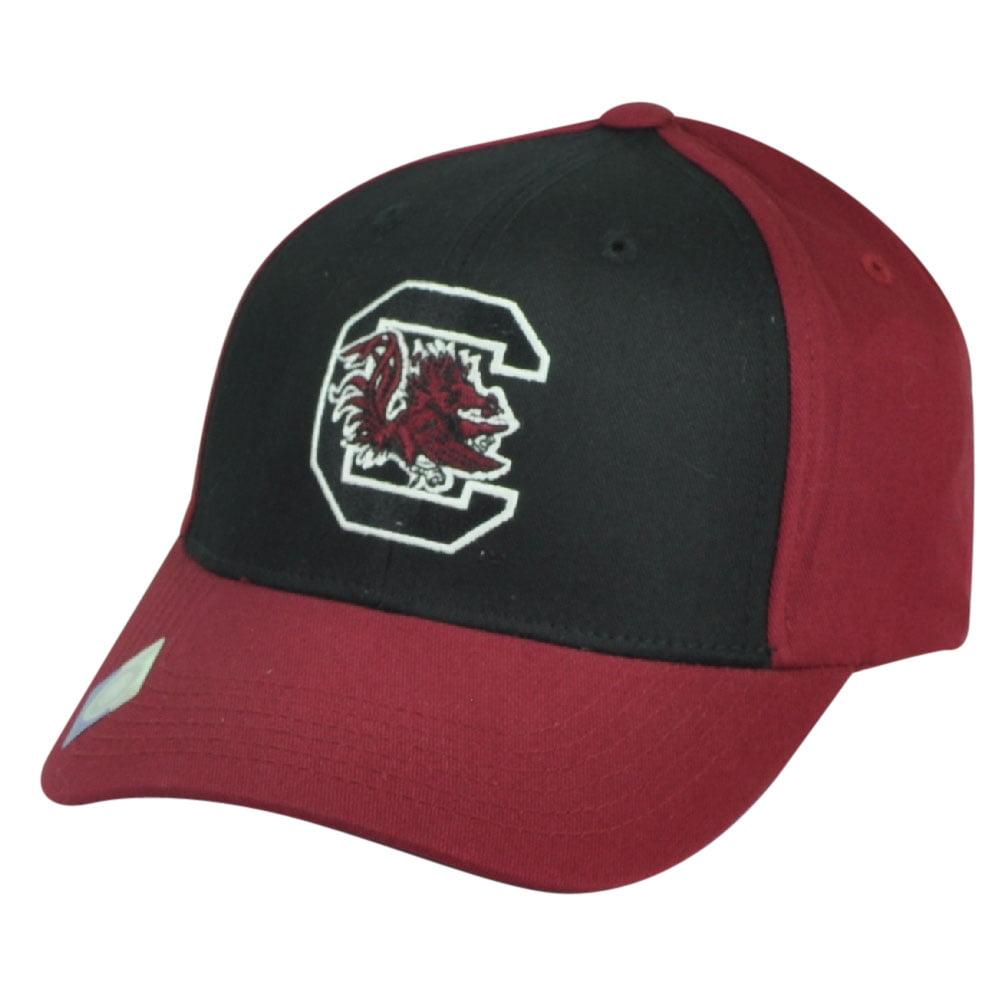 NCAA South Carolina Gamecocks Two Tone  Captivating Headgear Hat Cap Sport