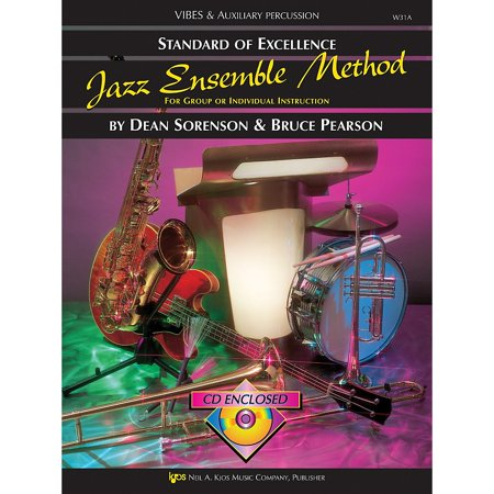 Jazz Vibes (KJOS Standard Of Excellence for Jazz Ensemble Vibes /Aux Percussion)