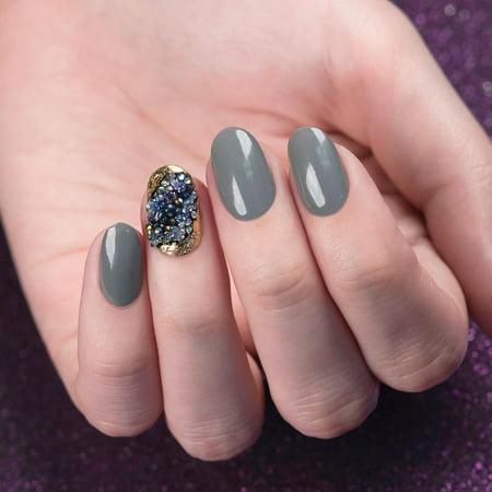 1 3mm Iridescent Micro Gemstone Nail Art Crystals