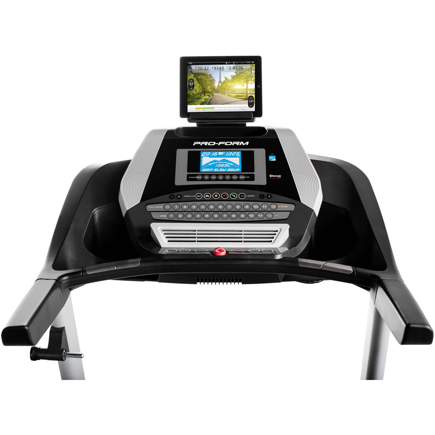 "ProForm 905 CST Treadmill with 5"" Display, Incline and Workout Programs -  Walmart.com"