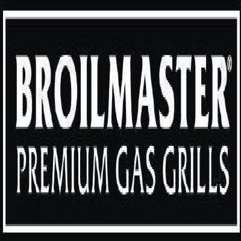 Broilmaster DPP104 Stainless Steel Tube Barbecue Grill Burner Assembly - For Use with T3 Deluxe Gas Grills