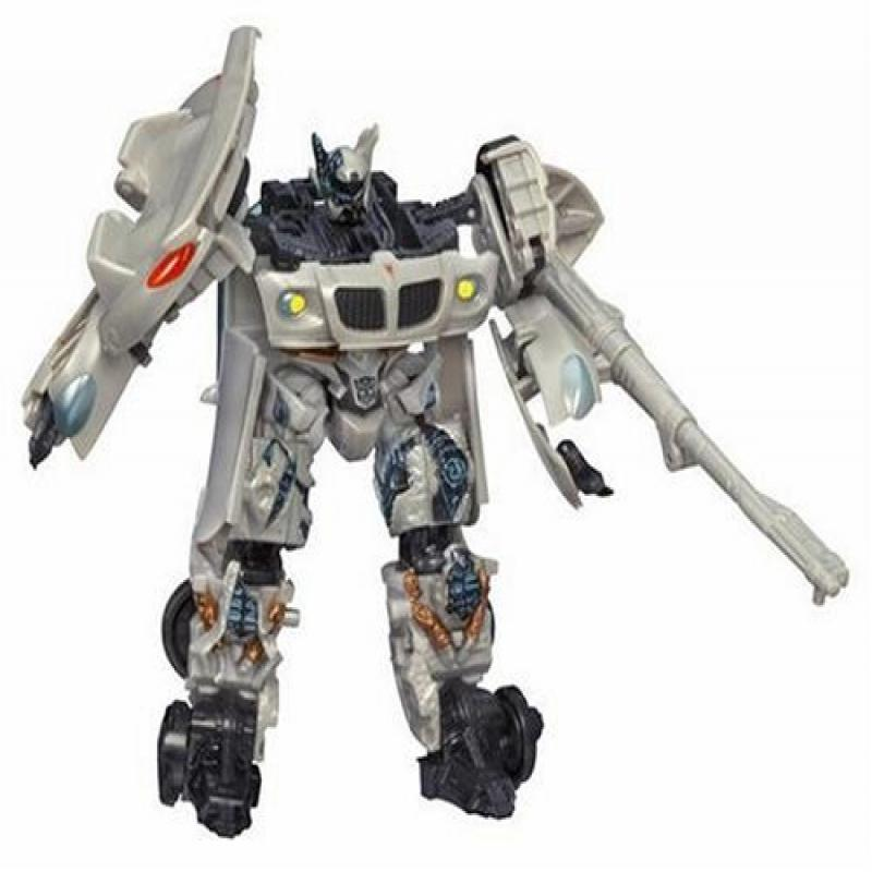 Hasbro Transformers Movie Deluxe Autobot Jazz (Final Battle)