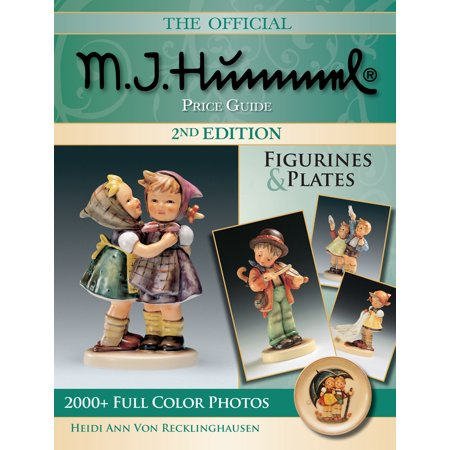 The Official M.I. Hummel Price Guide : Figurines & Plates