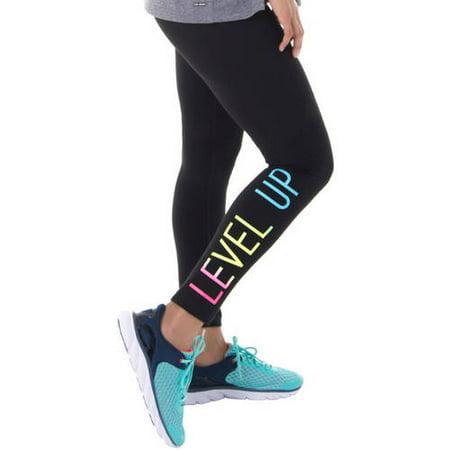 Danskin Now Women's Fitspiration Active Graphic Legging