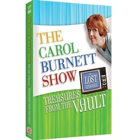 The Carol Burnett Show: The Lost Episodes - Treasures From The Vault (3 Disc Set)