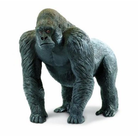Safari Ltd Wildlife Wonders Silverback - Gorilla Roar