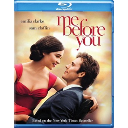 Me Before You (Blu-ray) (One For You One For Me Halloween)