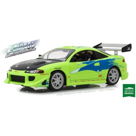 The Fast The Furious 2001 Car For 1995 Mitsubishi Eclipse Walmart Canada