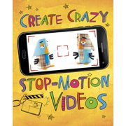 Make a Movie! 4D: Create Crazy Stop-Motion Videos: 4D an Augmented Reading Experience (Hardcover)