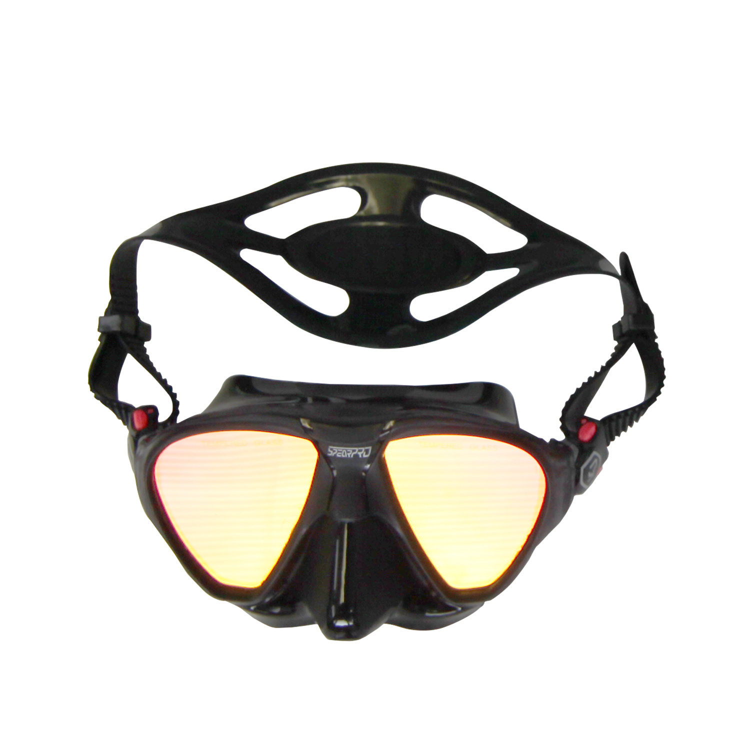 Maverick SpearPro Mask Red Eye