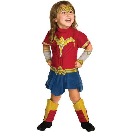 E.z. Halloween Carving (Wonder Woman Ez-On Romper Toddler Halloween)