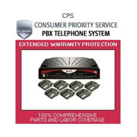 - Consumer Priority Service PBX+4-3-4000 3 Year PBX Telephone System + 4 under $4 000.00