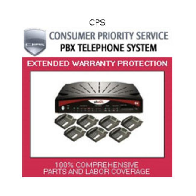 Consumer Priority Service PBX 4-3-4000 3 Year PBX Telephone System   4 under $4 000. 00