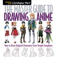 Master Guide to Drawing Anime: The Master Guide to Drawing Anime, Volume 1 (Paperback)