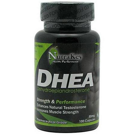 Nutrakey DHEA, 50 mg, 100 CT