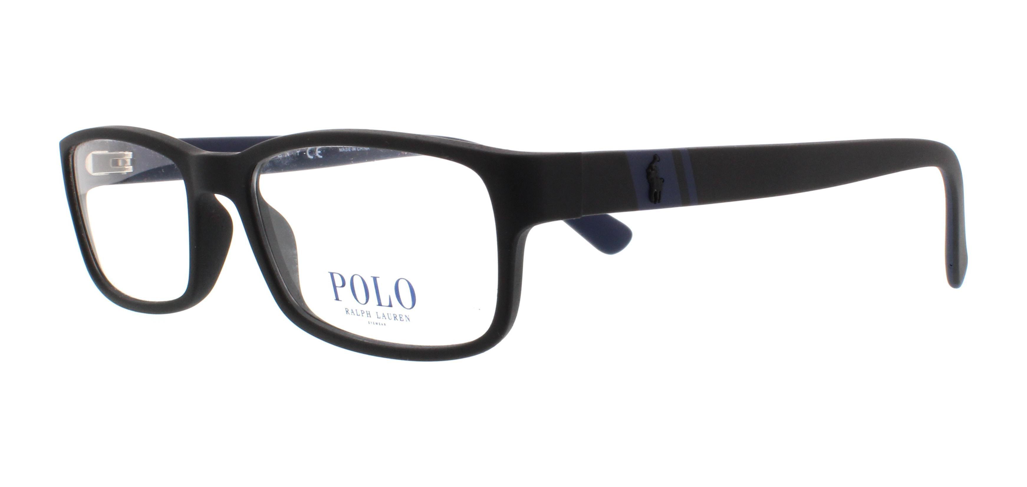 ca70694e31c POLO Eyeglasses PH2154 5284 Matte Black 54MM - Walmart.com