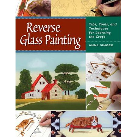 Reverse Glass Painting - eBook