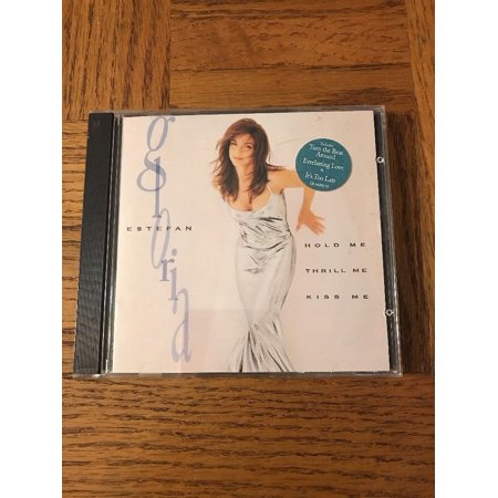 Hold Me, Thrill Me, Kiss Me by Gloria Estefan (CD, Oct-1994,