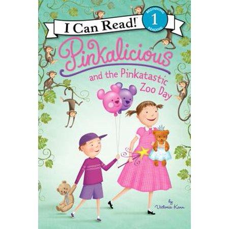 Pinkalicious and the Pinkatastic Zoo Day - Pinkalicious Halloween Book
