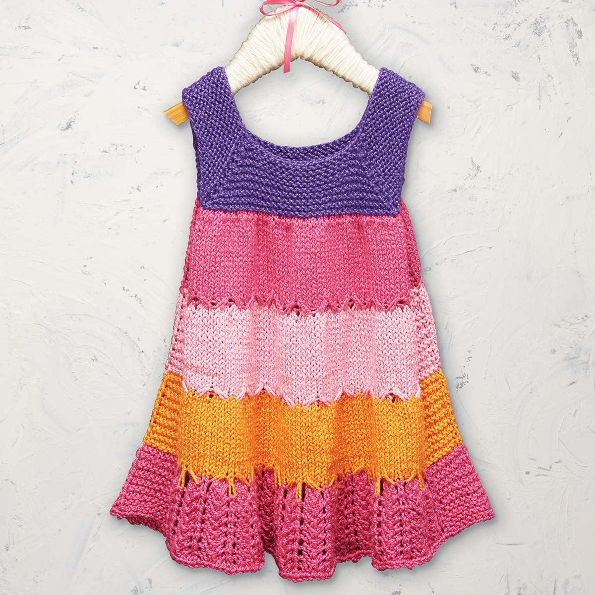 Lexie Dress Knit Pattern