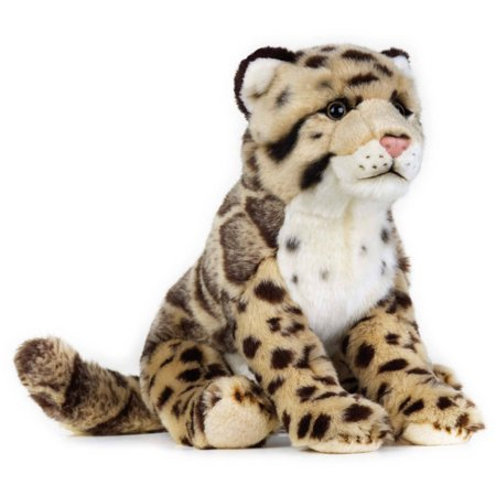 Lelly National Geographic Plush, Clouded Leopard