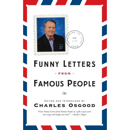 Famous Groups Of Five People (Funny Letters from Famous People -)