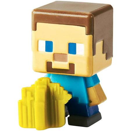Scene Mini Figure (Minecraft Obsidian Series 4 Farming Steve Mini Figure)