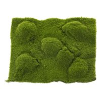 "Vickerman 12"" x 12"" Artificial Square Moss Mat"
