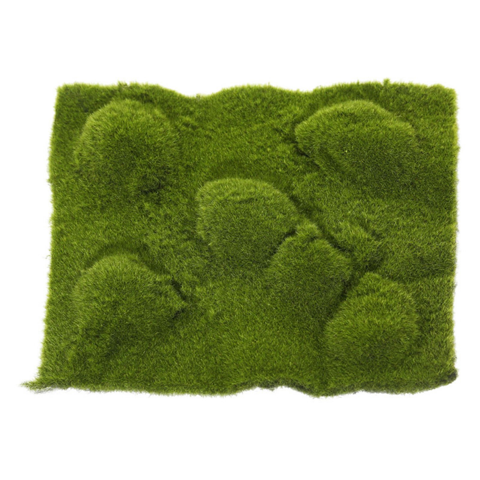 "Vickerman 12"" x 12"" Artificial Square Moss Mat"
