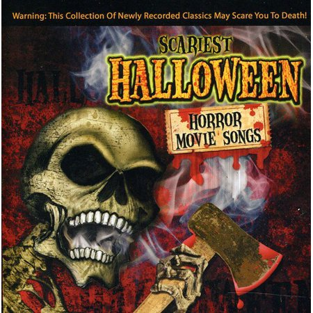 Scariest Halloween Horror Movie Songs (CD) (Halloween Movie Song Mp3)