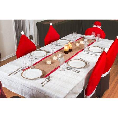 The Holiday Aisle Christmas Table Runner Walmart Com