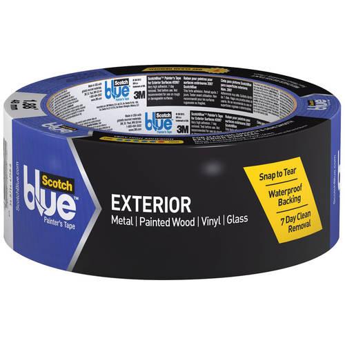 """3M 2097-48EC 1.88"""" x 45 Yards ScotchBlue Exterior Paint Tape"""