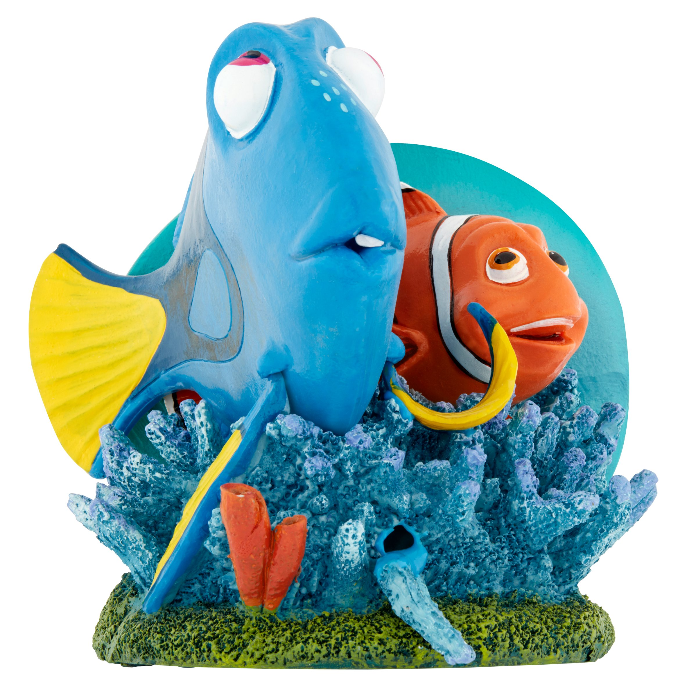 "Disney-Pixar Finding Nemo Dory and Marlin 6"" Aquarium Ornament by Penn-Plax, Inc."