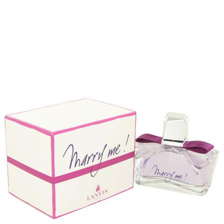 Lanvin Marry Me Eau De Parfum Spray for Women 2.5 oz