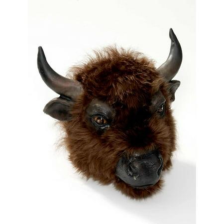 Buffalo Mask Adult (Buffalo Mask)