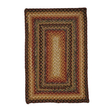 Homespice Decor Peppercorn Braided Rug