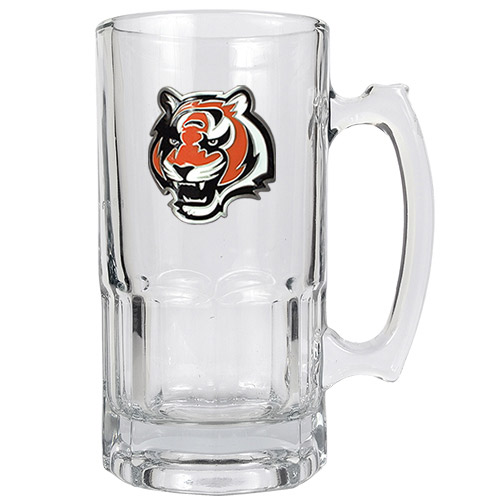 Cincinnati Bengals 32oz. Macho Mug with Handle - No Size