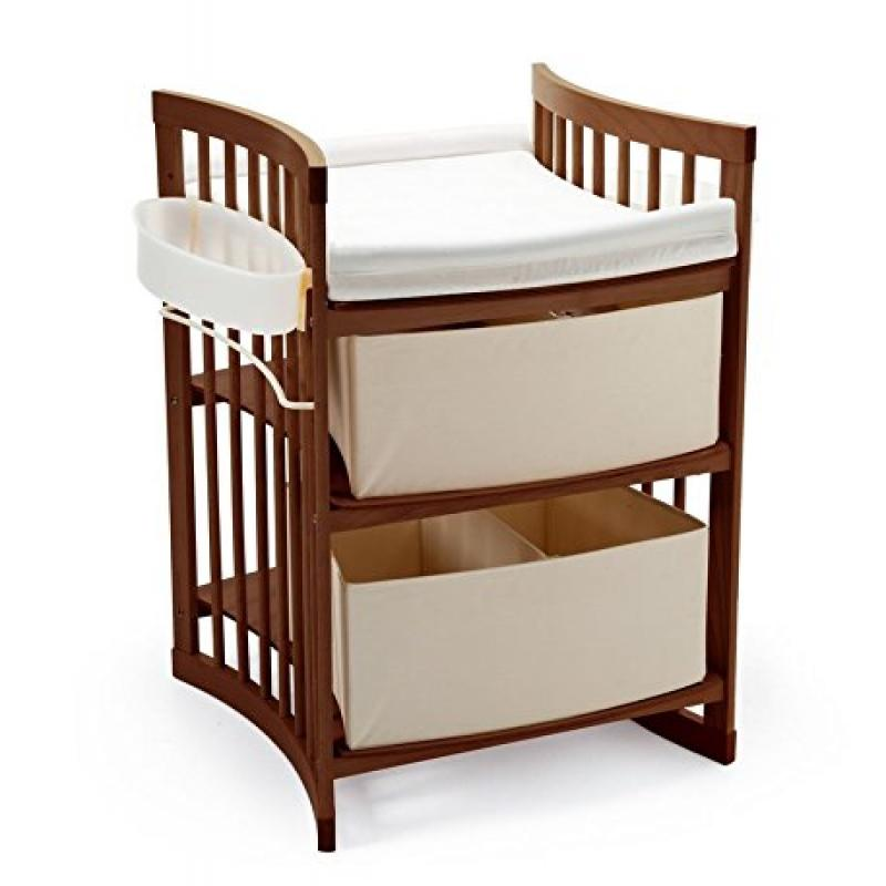 Stokke Care Changing Table, Walnut Brown by Stokke