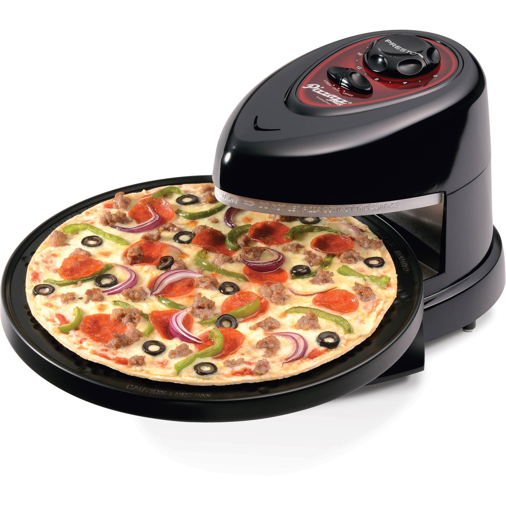 Uncategorized Hot Dog Cookers Specialty Kitchen Appliances specialty kitchen appliances walmart com presto pizzazz plus rotating oven