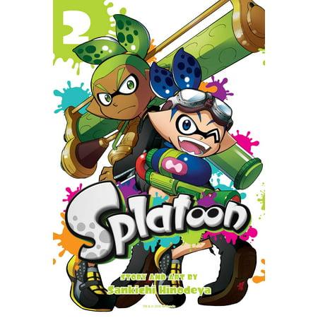 Splatoon  Vol  2
